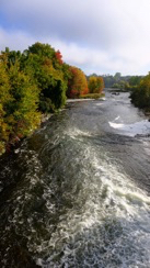 The Rideau River